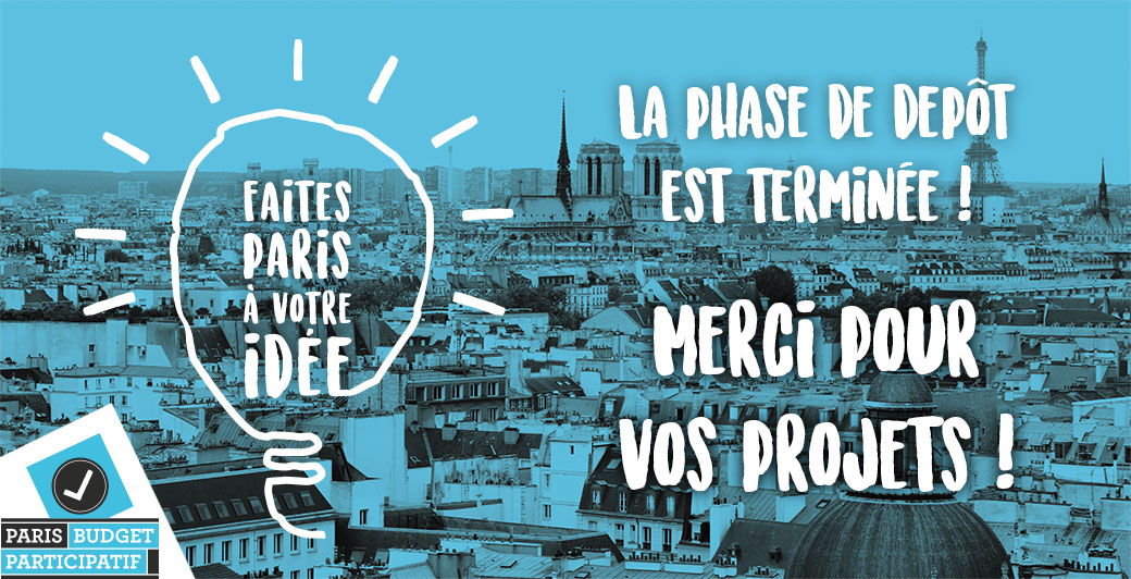 budget participatif paris 2018
